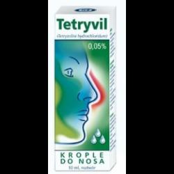 Tetryvil 0,05%, 10 ml