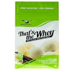 SPORT DEFINITION - Thats The Whey - 700g