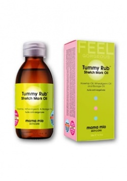 The Tummy Rub Oil, olejek, 120 ml