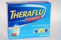 Theraflu Przeziębienie, proszek, 10 saszetek