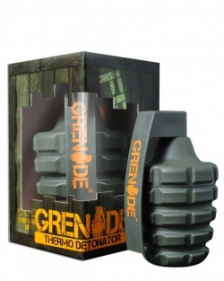 GRENADE - Thermo Detonator - 100caps