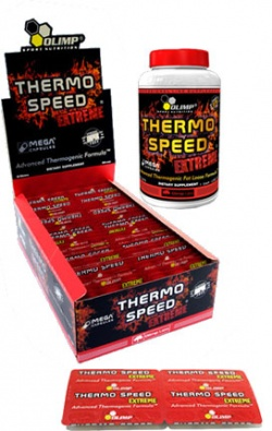OLIMP - Thermo Speed Extreme - 90 kaps