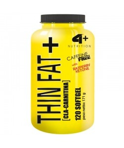 4+ NUTRITION - ThinFat+ - 120kaps