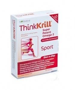 ThinkKrill Sport, 30 kapsułek