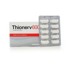 Thionerv 600, tabletki 30szt