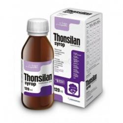 Thonsilan (preparat ziołowy) - syrop, 120 m
