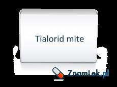 Tialorid mite