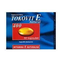 Tokovit E natural 400