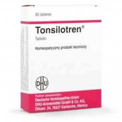 Tonsilotren, tabletki, 60 szt