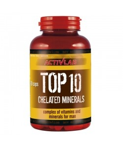 Top 10 Chelated Minerals For Man