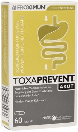 Toxaprevent Akut, kapsułki, 60 sztuk