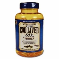 cod liver oil 120