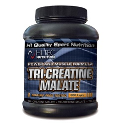 HI TEC - Tri-Creatine Malate Powder (TCM) - 250g