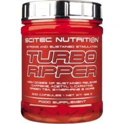 SCITEC - Turbo Ripper - 200kaps