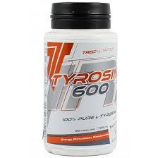 TREC - Tyrosine 600 - 60kaps
