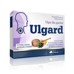 Olimp - ULGARD o smaku czarnej porzeczki z miodem - 16pastylek
