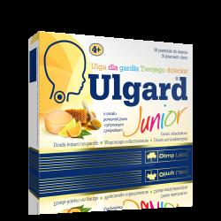 Olimp - ULGARD Junior o smaku cytrynowo - pomarańczowym z propolisem - 16pastylek