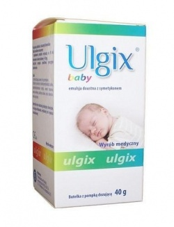 Ulgix Baby, emulsja doustna, 40g