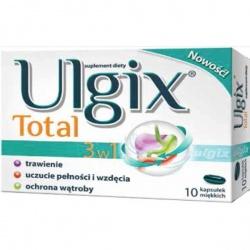 Ulgix total, 10 kapsułek