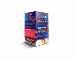 Ultivia Omega 3+, 30 kapsułek