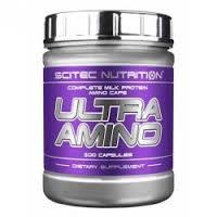 SCITEC - ULTRA AMINO - 500caps