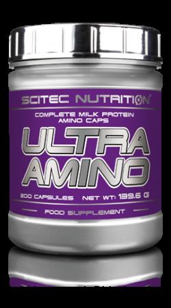 SCITEC - ULTRA AMINO - 200caps