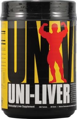 UNIVERSAL NUTRITION - Uni-Liver - 250 tabl