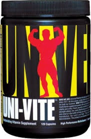 UNIVERSAL NUTRITION - Uni-Vite - 120kaps