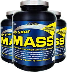 MHP - Up Your Mass - 900 g