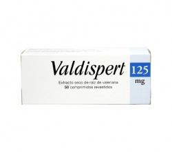 Valdispert, 50 tabletek drażowanych