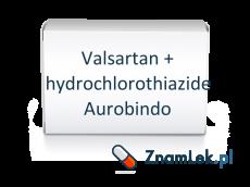 Valsartan + hydrochlorothiazide Aurobindo