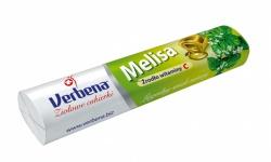 Verbena, cukierki ziołowe, melisa, 32 g