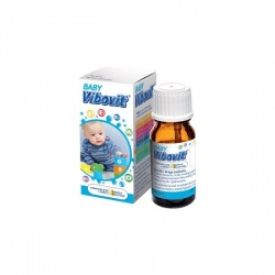 VIBOVIT BABY Krople doustne - 10 ml