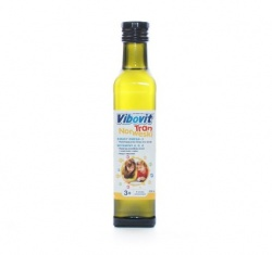 Vibovit Tran Norweski, płyn, 250 ml