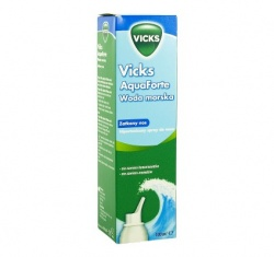 Vick Aquaforte, spray do nosa, 100 ml