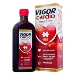 Vigor Cardio, płyn, 1000 ml