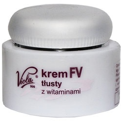 Viola, krem tłusty z witaminami, 50 ml