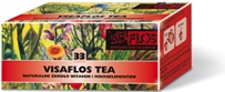 Visaflos Tea, fix, 2 g, 25 szt