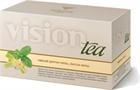 Vision tea, lipowo-miętowa herbata przywraca harmonię ducha, daje uczucie komfortu oraz bezpieczeństwa