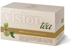 Vision tea, herbata, 1 opakowanie = 22 saszetki