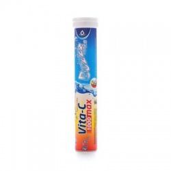 Vita-C 1000 max Buzzzujące, tabletki musujące, 24 szt
