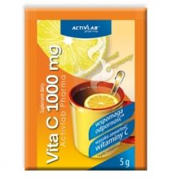 Vita C 1000 mg, 50 saszetek x 5 g