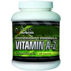 HI TEC - Vitamin A-Z - 120 tab