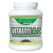 HI TEC - Vitamin A-Z - 60 tab