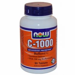 NOW - Vitamin C-1000 Bioflavonoids - 100kaps