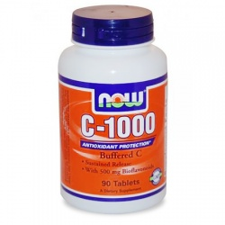 NOW - Vitamin C-1000 Complex - 90tab