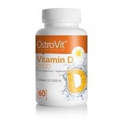 OSTROVIT - Vitamin D 2000 - 60tabs