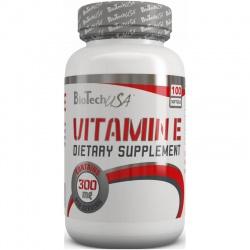 BIOTECHUSA  Vitamin E, 100 kaps