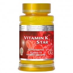 Vitamin K Star, 60 tabl