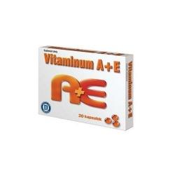 VITAMINUM A+E, 30 kapsułek